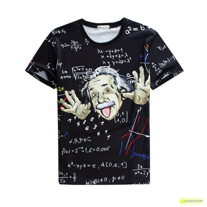 Camiseta Joker Einstein
