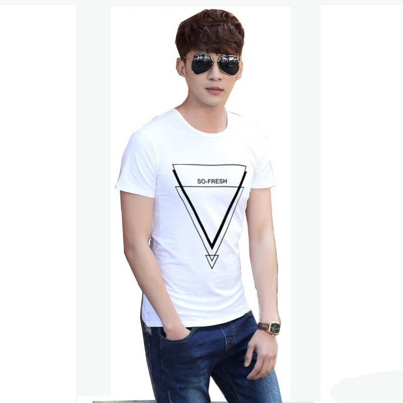 Camisa Fresh Triangle - Homen