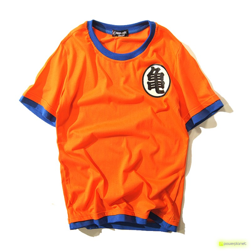 Camiseta Goku Training