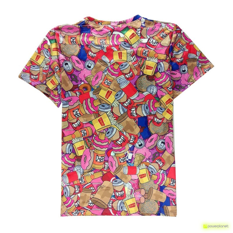 Camiseta Homer Beauty - Ítem1
