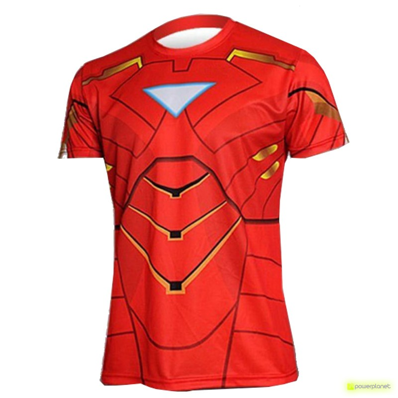 Camiseta Iron - Ítem