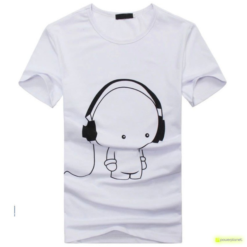 Camiseta Like Music - Item