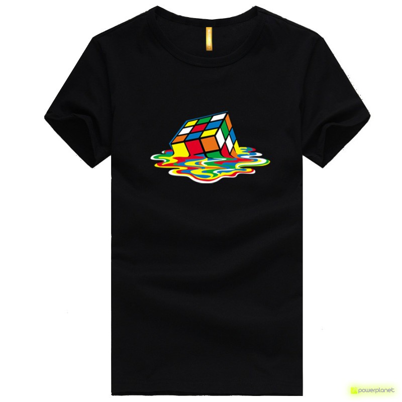 Camiseta Sheldon Rubik - Item