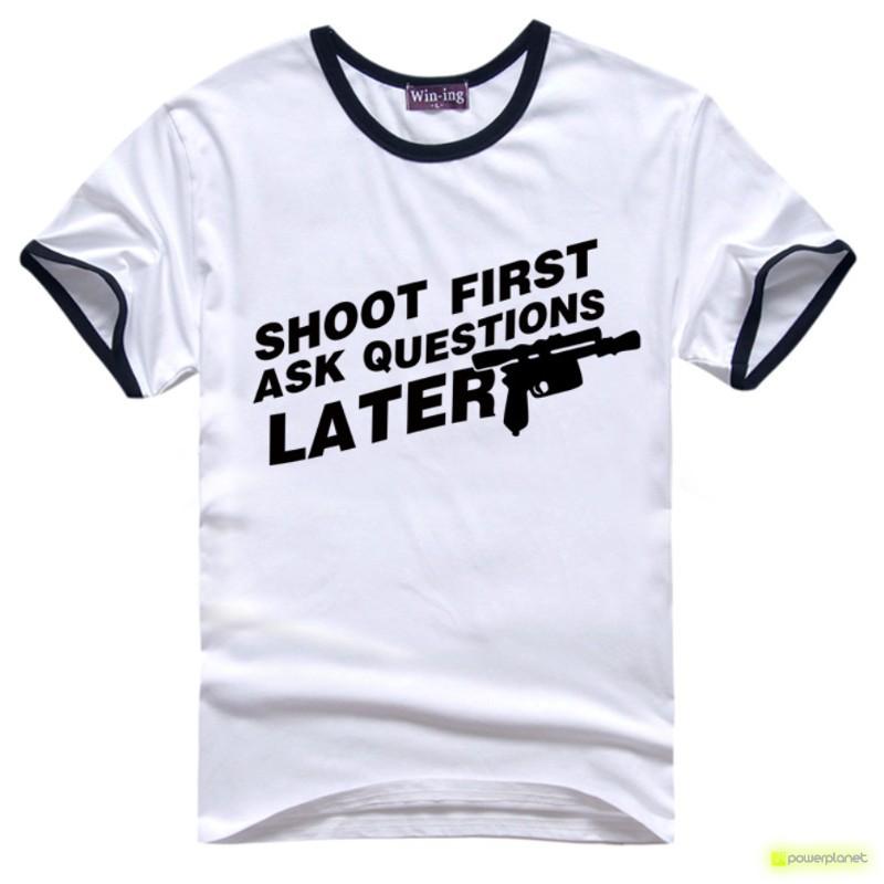 Camiseta Shoot Firts