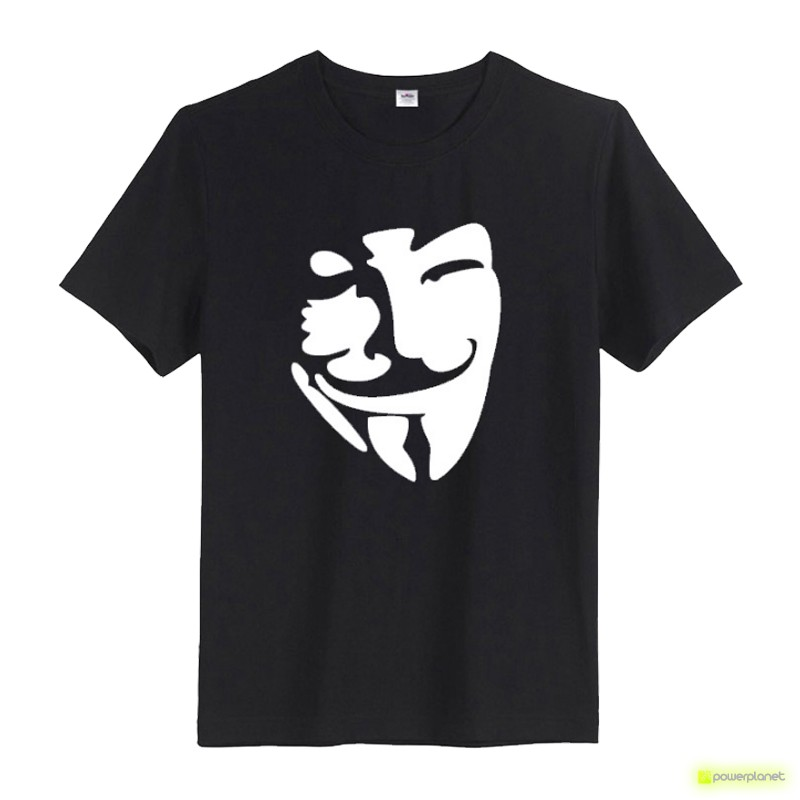 Camiseta V Freedom - Item