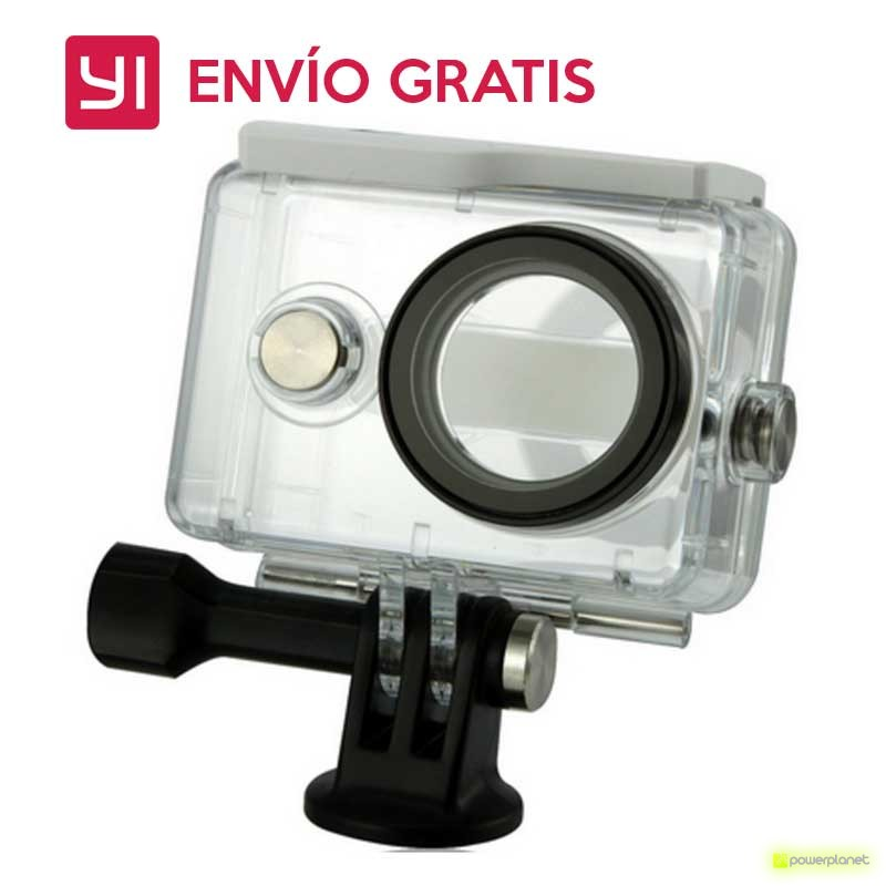 Waterproof Case Yi Action Branco