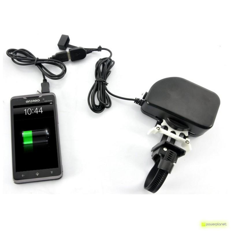 Carregador de Bicicleta para Smartphone - Item2