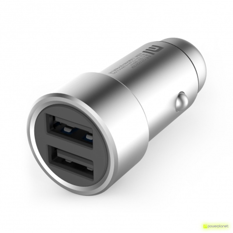 Xiaomi Carregador duplo 3.6A USB Car