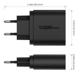 CRDC PA-U28 Cargador 18W USB 2.0 - Ítem2