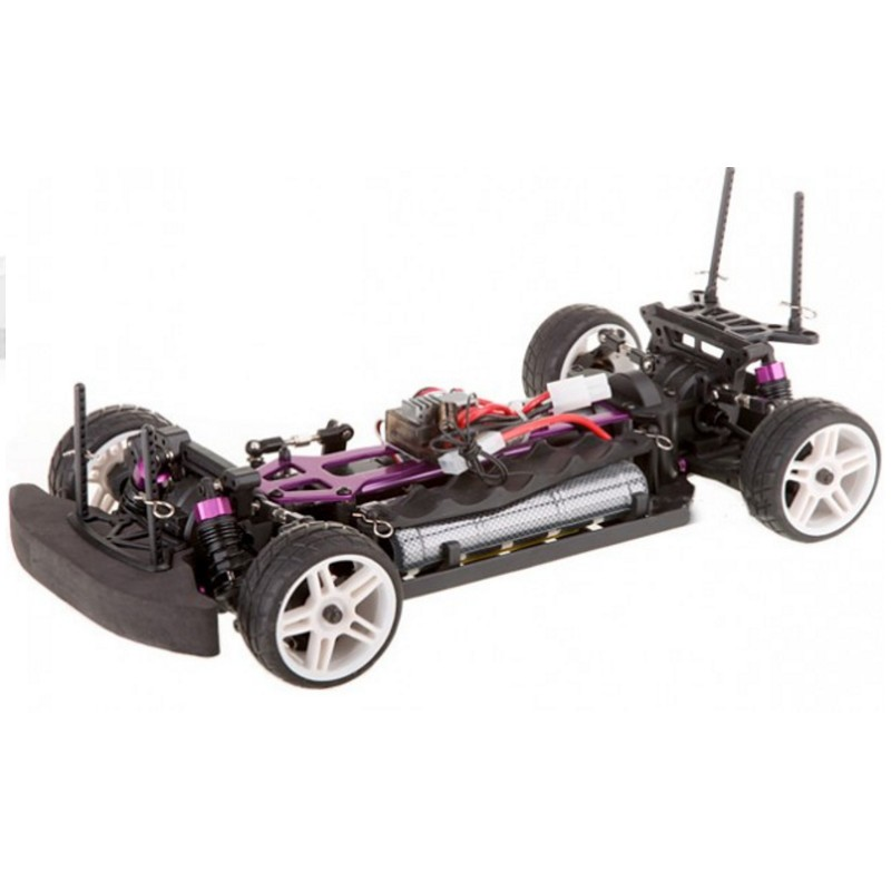 HSP Xeme RC Car 1/10 4WD - Ítem4