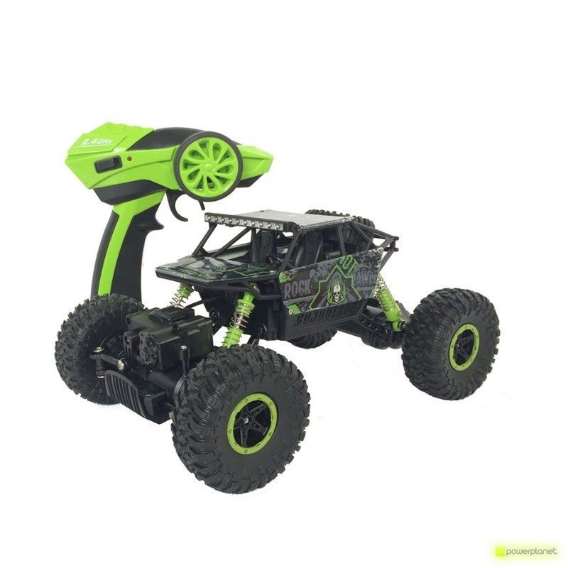 HB P1801 RC Car 1/18 4X4 Bimotor