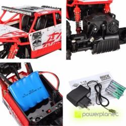 HB P1801 RC Car 1/18 4WD Bimotor - Item8