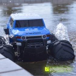 XQ XQWR16-1 RC Car 1/16 Anfibio - Item1