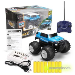 XQ XQWR16-1 RC Car 1/16 Anfibio - Item7