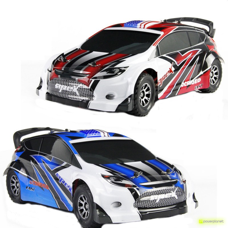 WlToys A949 RC Car 1/18 4WD - Item2
