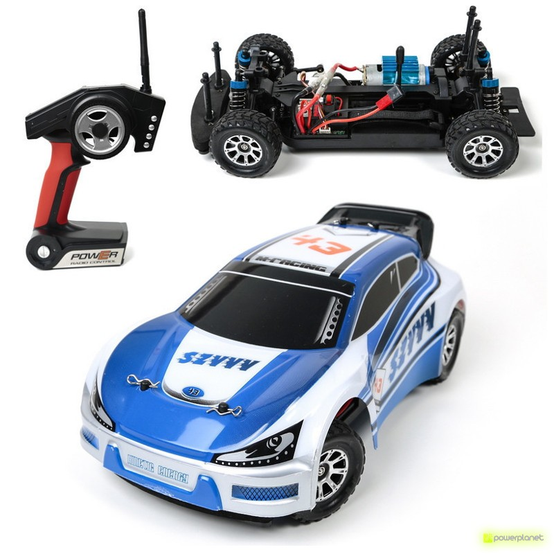 WlToys A949 RC Car 1/18 4X4 - Ítem8