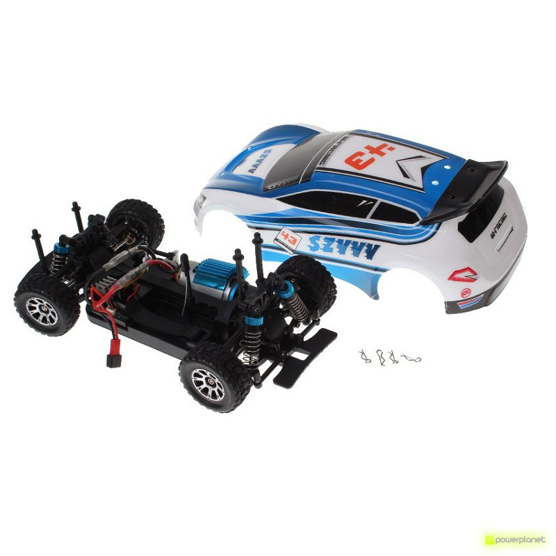 WlToys A949 RC Car 1/18 4X4 - Ítem7