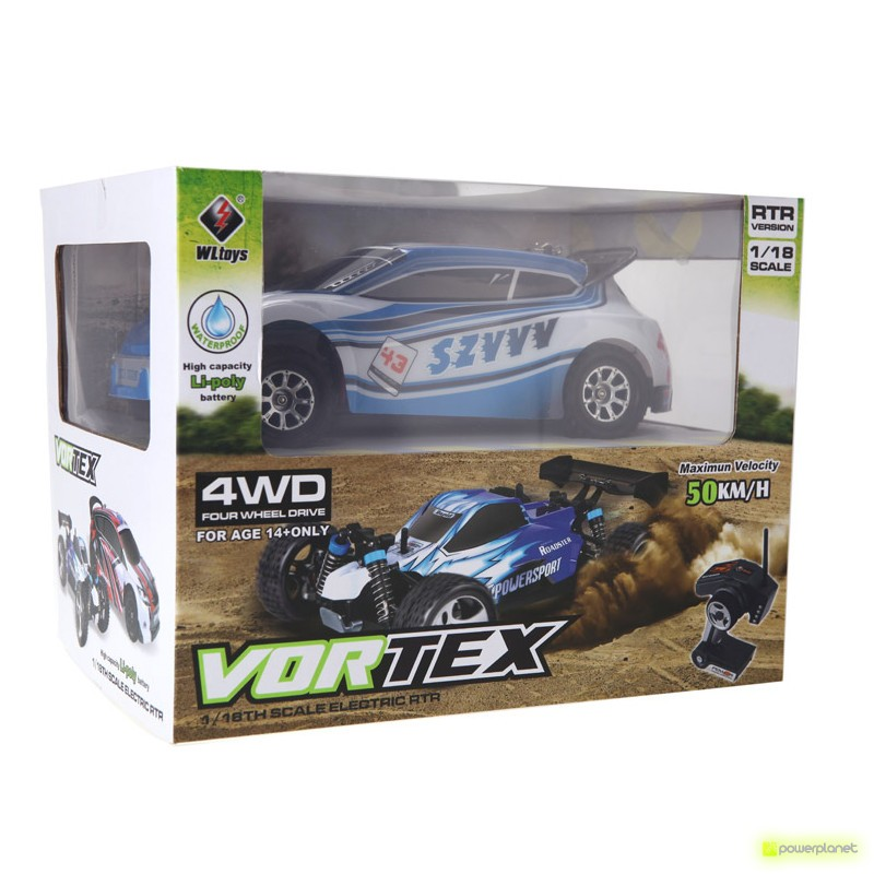 WlToys A949 RC Car 1/18 4X4 - Ítem9