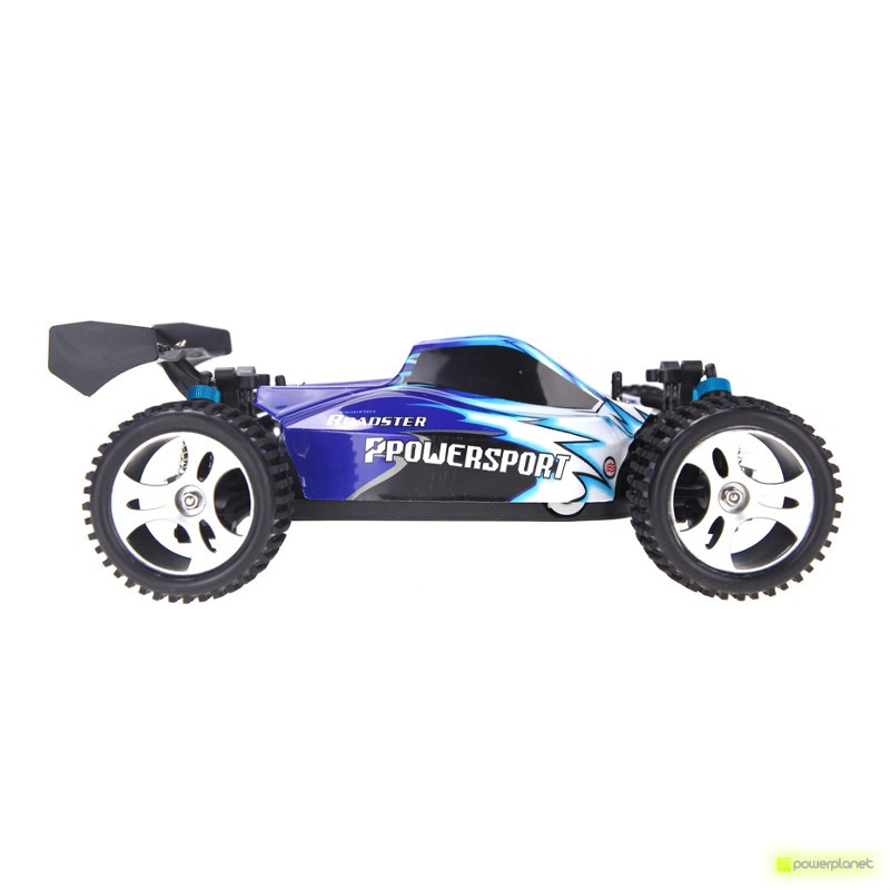 WlToys A959 RC Car 1/18 4X4 - Ítem7
