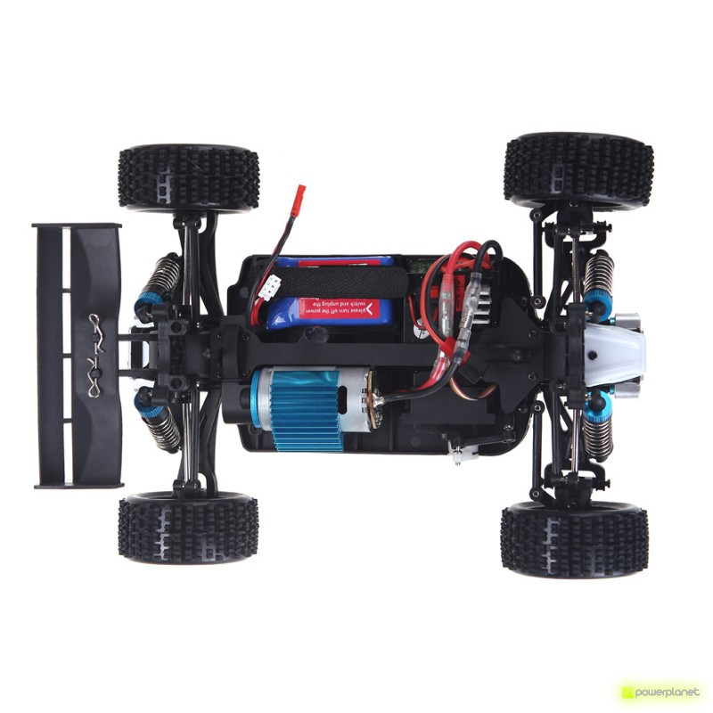 WlToys A959 RC Car 1/18 4X4 - Ítem6