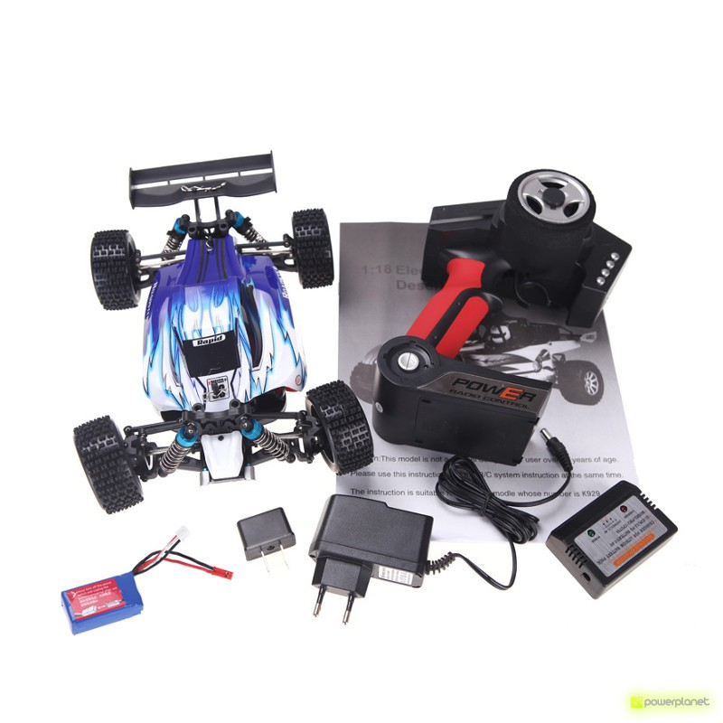 WlToys A959 RC Car 1/18 4WD - Item9