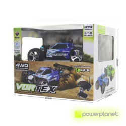 WlToys A959 RC Car 1/18 4X4 - Ítem10