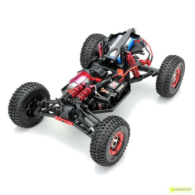 Feiyue FY02 RC Car 1/12 4X4 Surpass - Item3