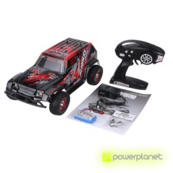 Feiyue FY02 RC Car 1/12 4X4 Surpass - Item6