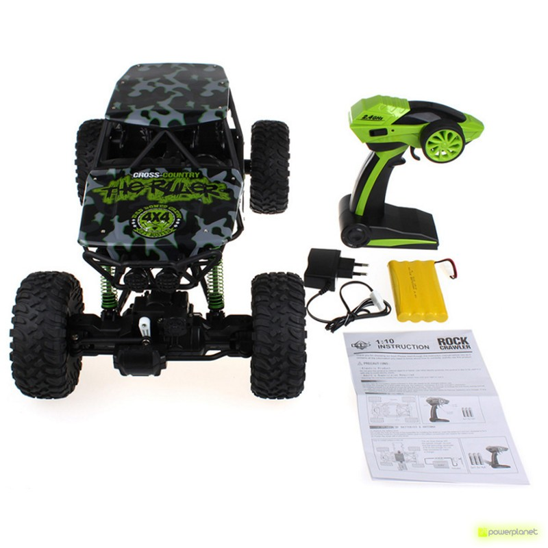 HB P1001 RC Car 1/18 4WD - Ítem5