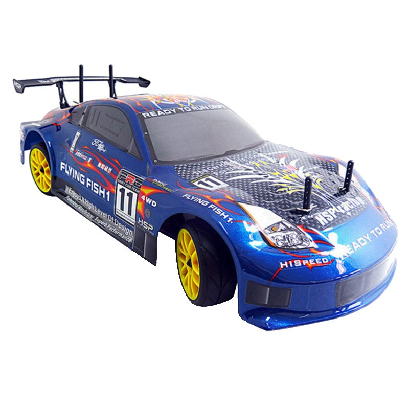 HSP Flying Fish RC Car 1/10 Drifting - Item2