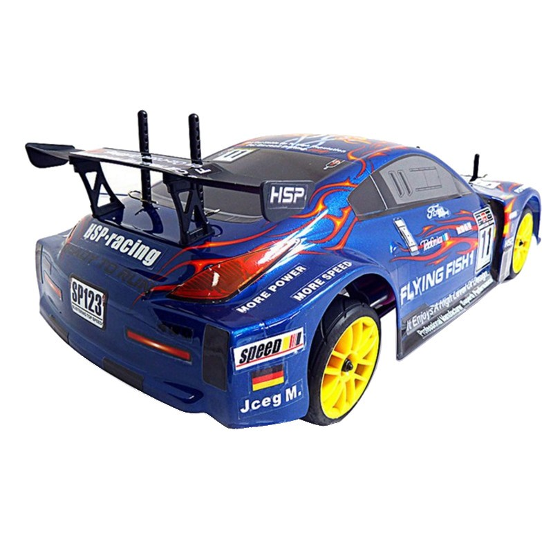 HSP Flying Fish RC Car 1/10 Drifting - Item4