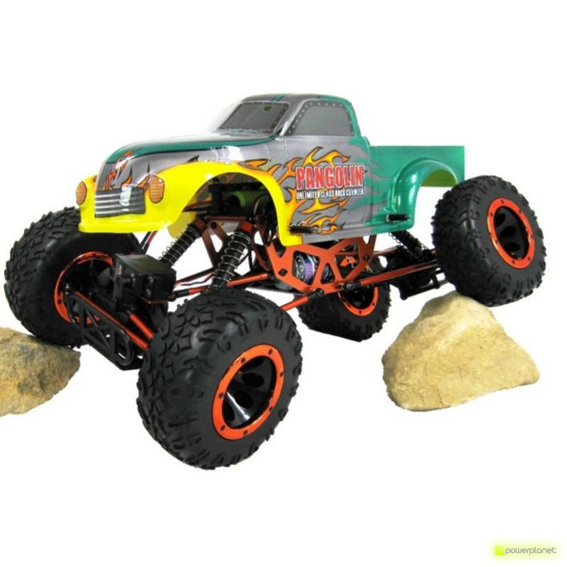 HSP Pangolin RC Car 1/10 4WD - Ítem