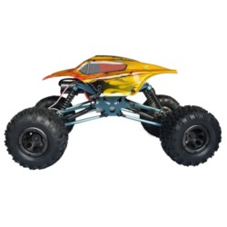 HSP Right Racing RC Car 1/10 4WD - Ítem1