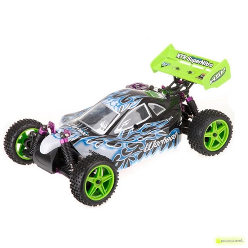 HSP SuperNitro RC Car 1/10 4WD