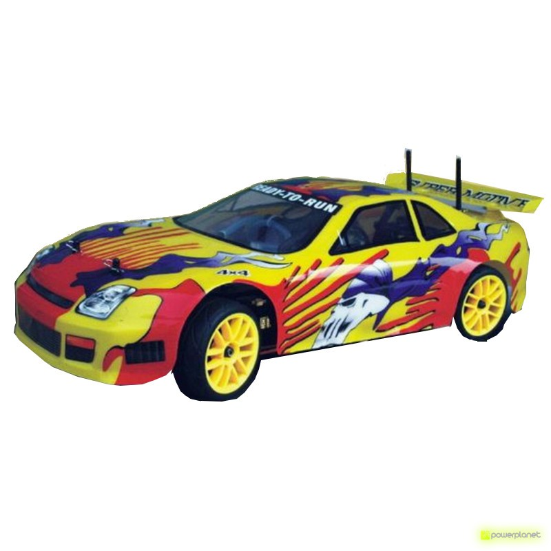 HSP Xeme RC Car 1/10 4WD