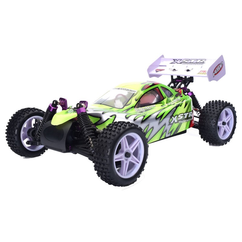 HSP XSTR RC Car 1/10 4WD