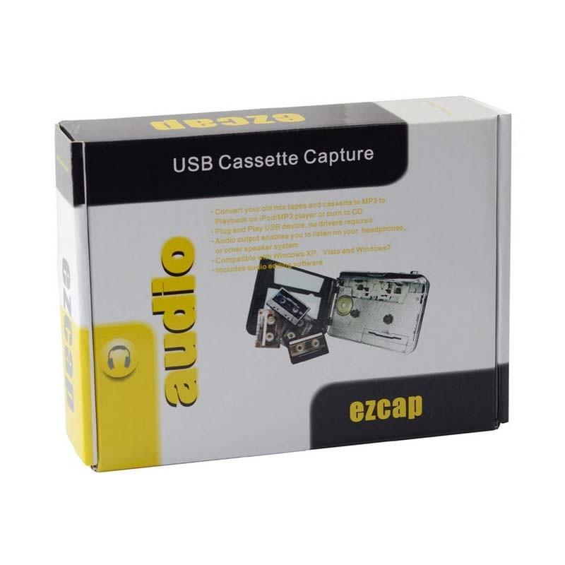 Conversor Cassette a MP3 Ezcap 218 - Ítem7