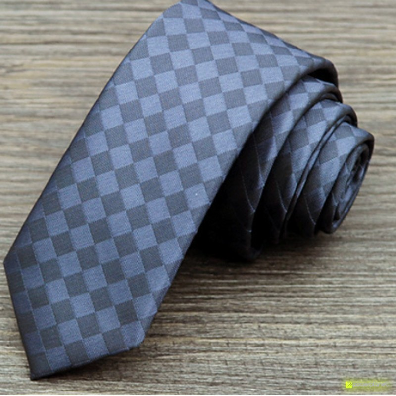 Tie Slim com diseño - Homen - Item1