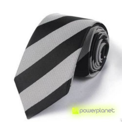 Tie Slim a listras - Homen - Item2
