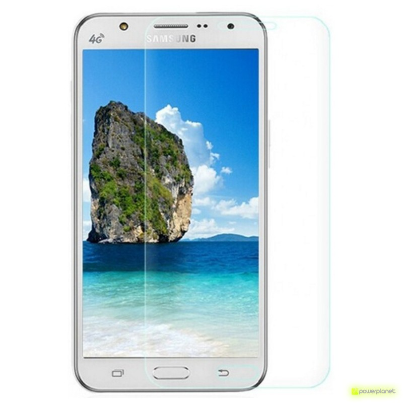 Protetor de vidro temperado Samsung Galaxy J5