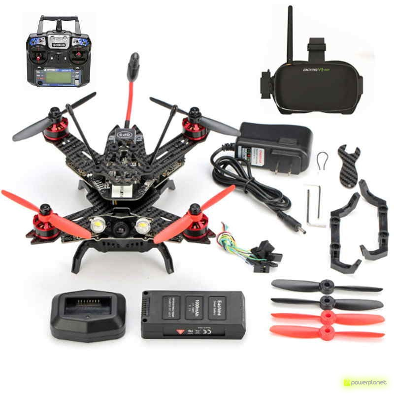 Eachine Assassin 180 RTF FPV - Item7