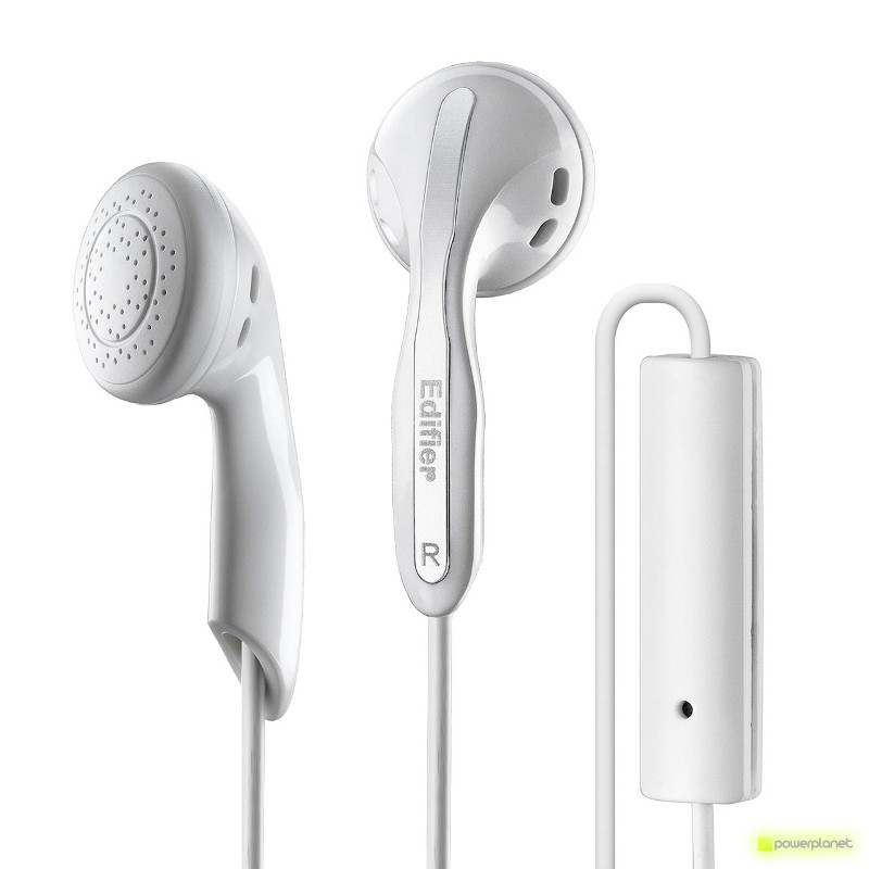Earphones Edifier H180P Branco - Item