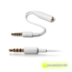 Earphones Edifier H180P Branco - Item1