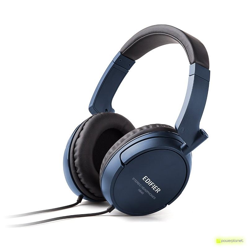 Auriculares Edifier H840 Azul