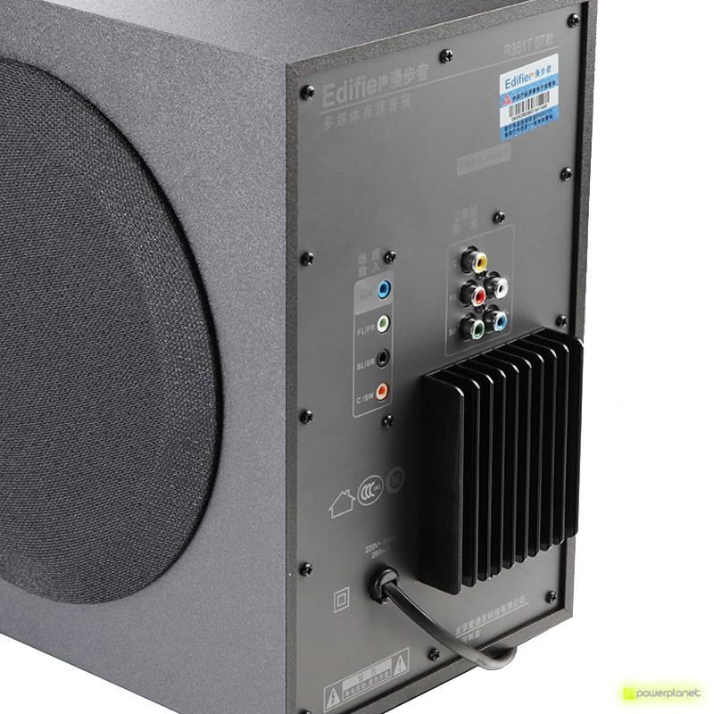 Altavoces Edifier R351T07 - Ítem1