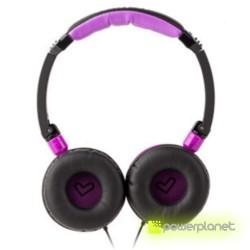Auriculares Energy DJ 400 Black Violet - Ítem2