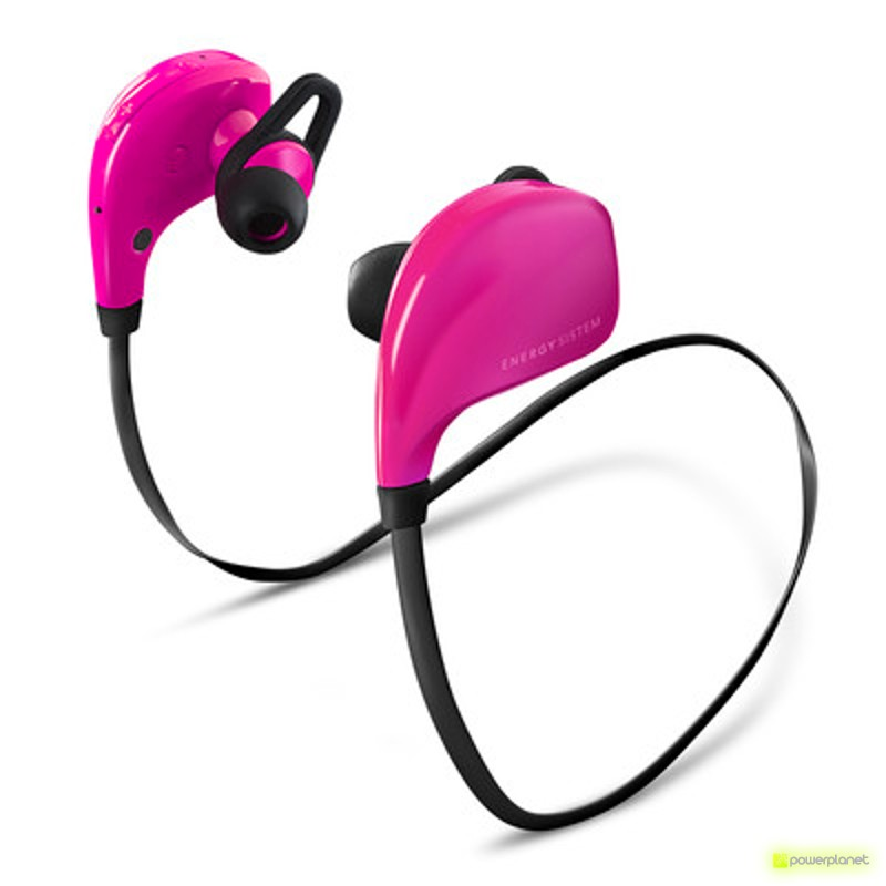 Energy Earphones BT Sport Pink