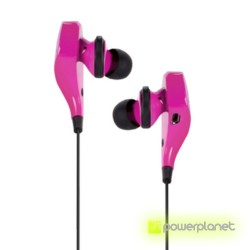 Energy Earphones BT Sport Pink - Ítem1