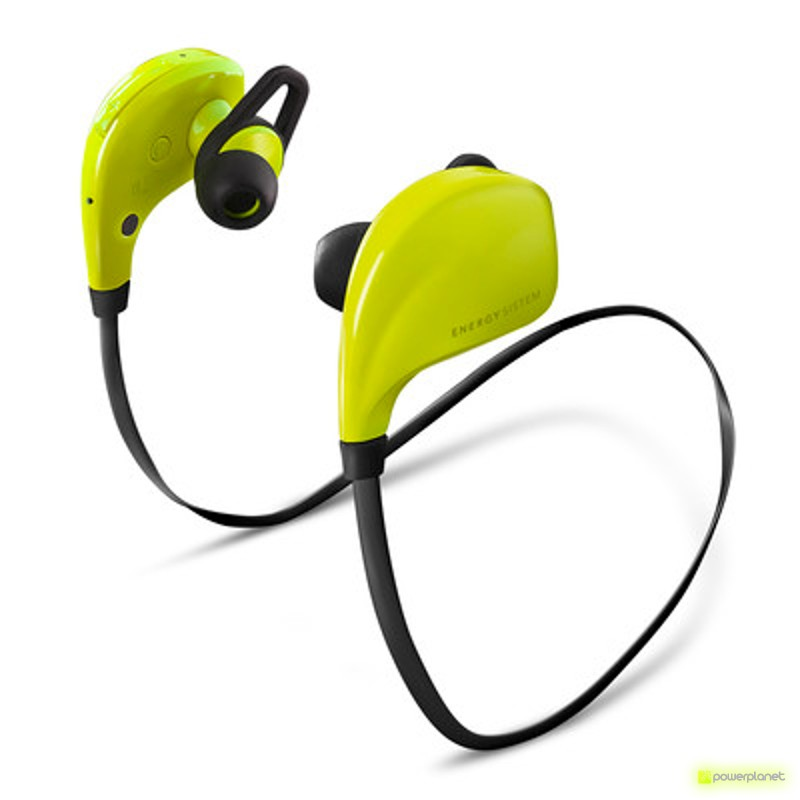 Energy Earphones BT Sport Green