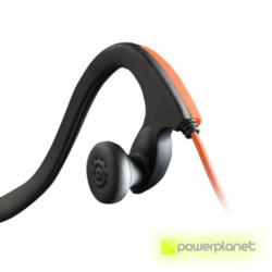 Energy Earphones Running One Neon Orange - Item1